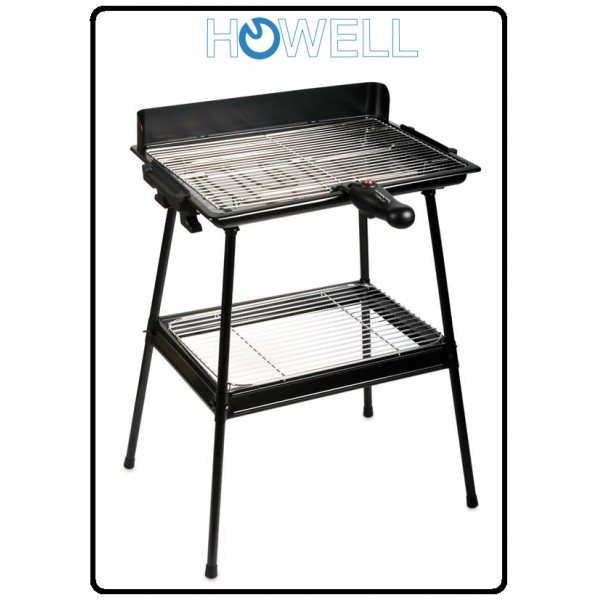 Barbecue con base d'appoggio -HOWELL HB636