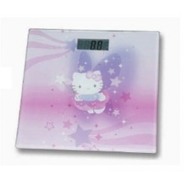 BILANCIA PESAPERSONE digitale HK-B90016 HELLO KITTY