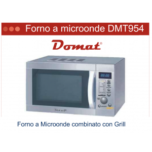 Forno a microonde DOMAT 954